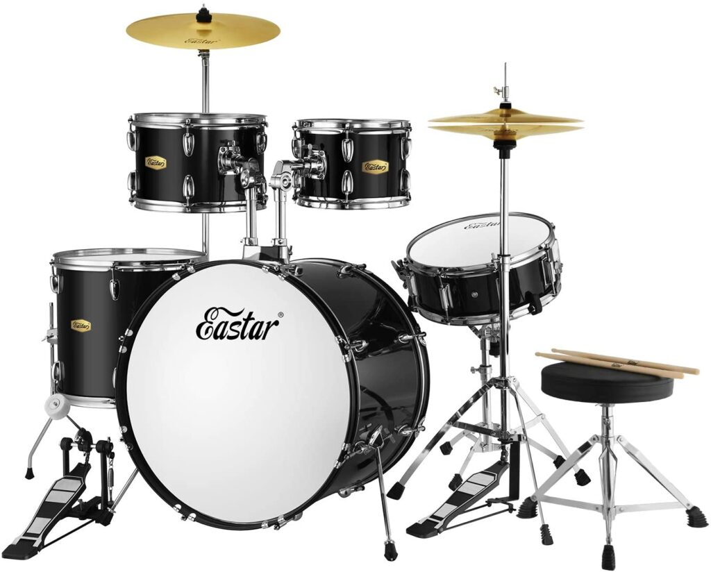 Drum Set Eastar 22 inch Drum Sets for Adults