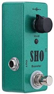Mosky SHO BOOSTER Electric Guitar Effect Pedal