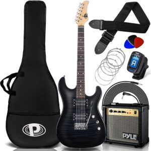 Pyle Electric Guitar and Amp Kit